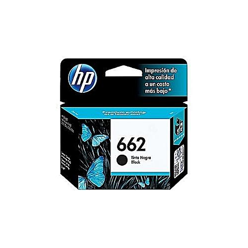 HP 662 Black Ink Advantage Cartridge