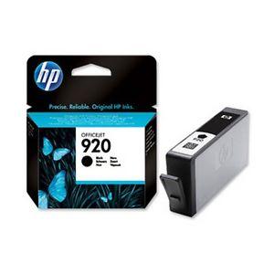 HP 920 Black Ink Cartridge