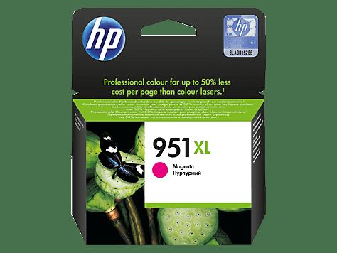 HP 951XL High Yield Magenta Ink Cartridge