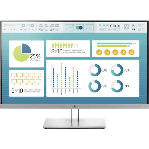 HP Elite Display E273 27 inch Monitor