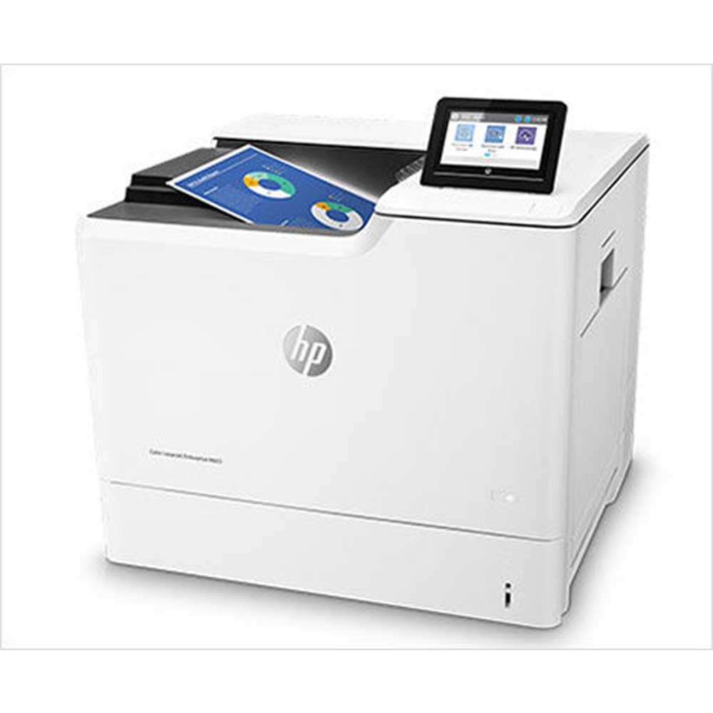 HP LaserJet M607DN printer