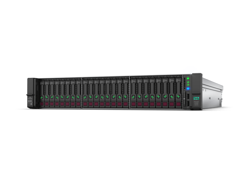 HP ProLiant DL380 Gen10 Intel Xeon 4110 8 Core Server