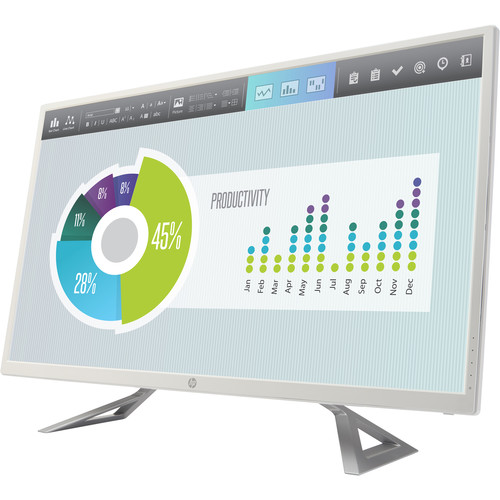 HP V320 31.5 inch Full HD Monitor