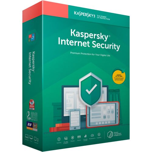 Kaspersky Internet Security 2019 1 User