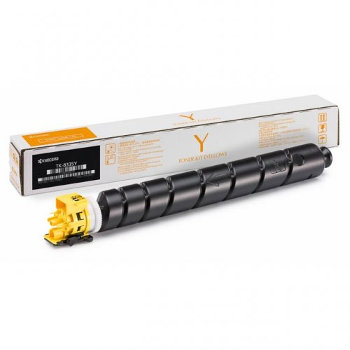 Kyocera TK-8335Y yellow toner cartridge