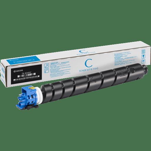 Kyocera TK-8345C cyan toner cartridge