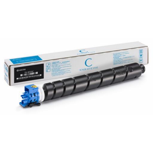 Kyocera TK-8525C cyan toner cartridge