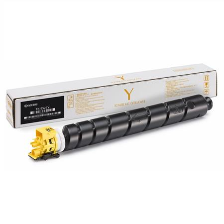 Kyocera TK-8525Y yellow toner cartridge