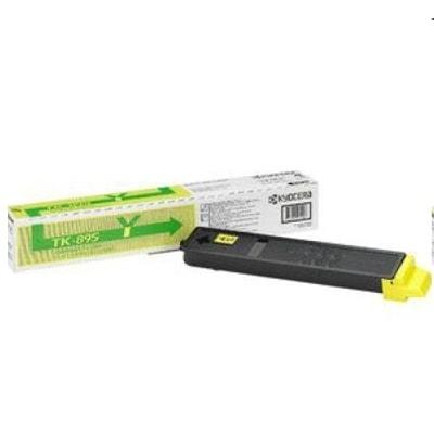 Kyocera TK-895Y yellow toner cartridge