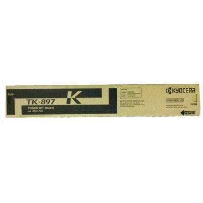 Kyocera TK-897K black toner cartridge