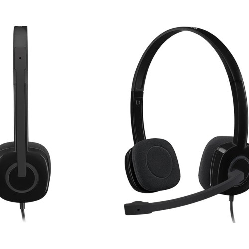 Logitech H151 Stereo Headsets