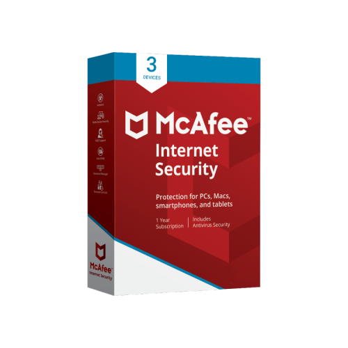 McAfee Internet Security 3 User