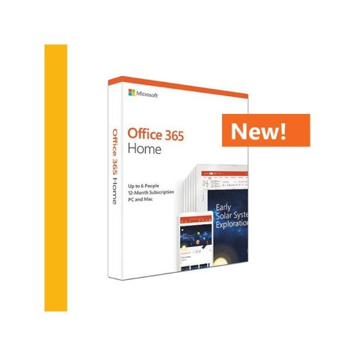 Microsoft Office 365 Home License