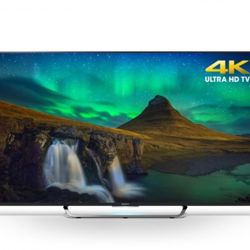 Sony 55 Inch 4K Ultra HD Smart TV