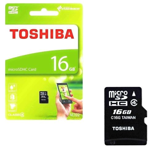 Toshiba 16GB Micro SD Card