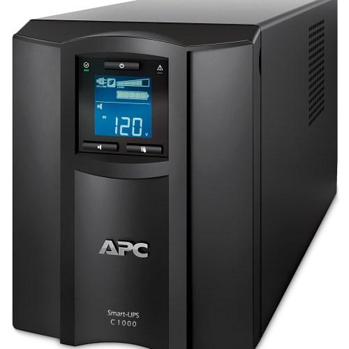 APC SMT1000IC Smart-UPS C 1000VA LCD 230V UPS