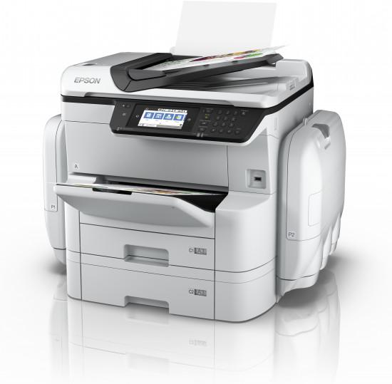 Epson WorkForce Pro WF-C869RDTWFC Printer