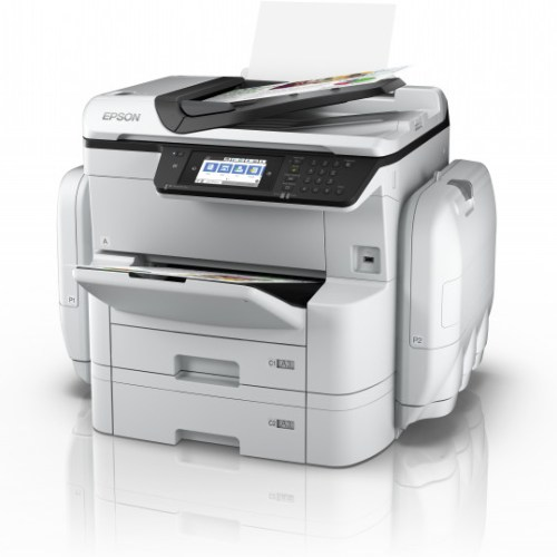 Epson WorkForce Pro WF-C869RDTWFC Printer