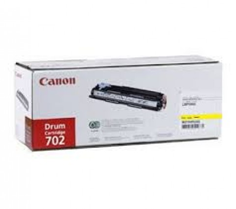 Canon 702 Yellow Drum cartridge