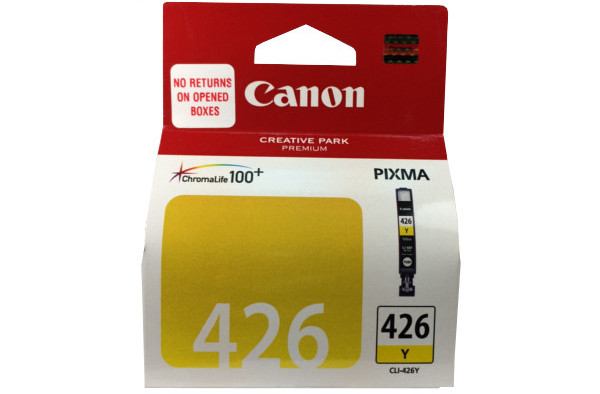 Canon CLI-426 Yellow Ink Cartridge
