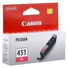 Canon CLI-451 Magenta Ink Cartridge