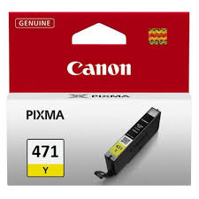 Canon CLI-471 Yellow Ink Cartridge