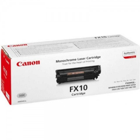 Canon FX-10 toner cartridge
