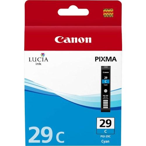 Canon PGI-29C Cyan Ink Cartridge
