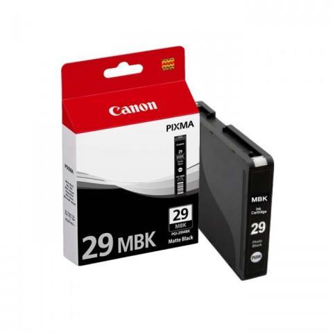 Canon PGI-29MBK Matte Back Ink Cartridge