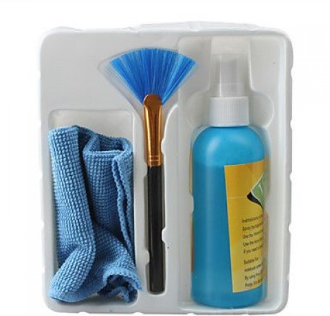 Screen cleaner kit