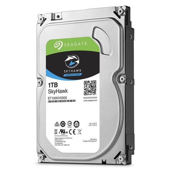 1TB surveillance hard disk