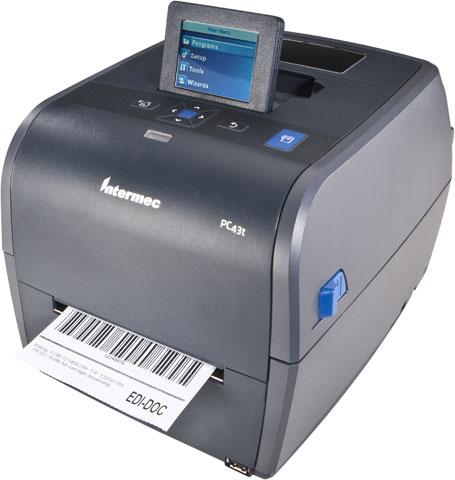 Honeywell PC43t Thermal Transfer Printer