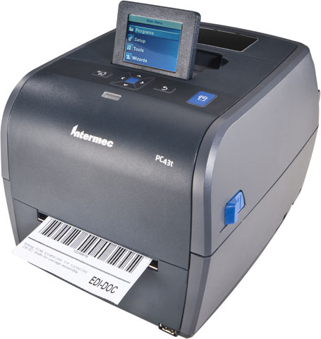 Honeywell PC43t Thermal Transfer Printer