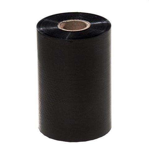 110mm x 74m Resin ribbon