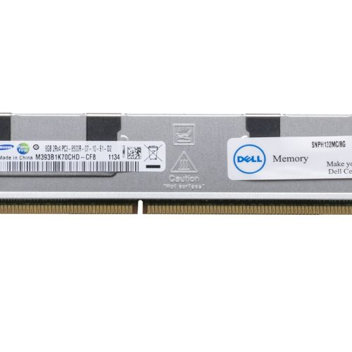 Dell 8GB PC3-8500R 2RX4 1066Mhz Server Ram