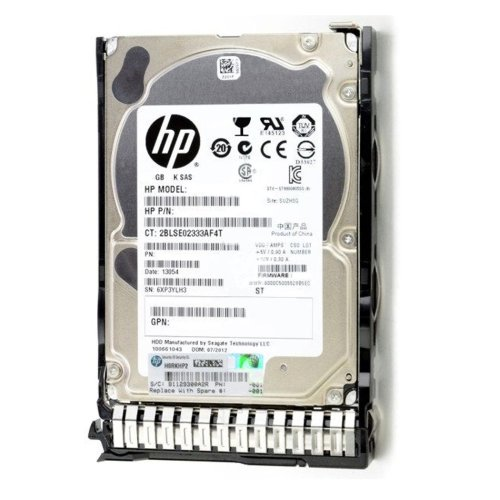 "HP 1TB 6G SAS 7.2K 2.5"" SC MDL Server Hard Disk"