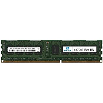 HP 32GB Dual Rank PC3 G8 Server Ram