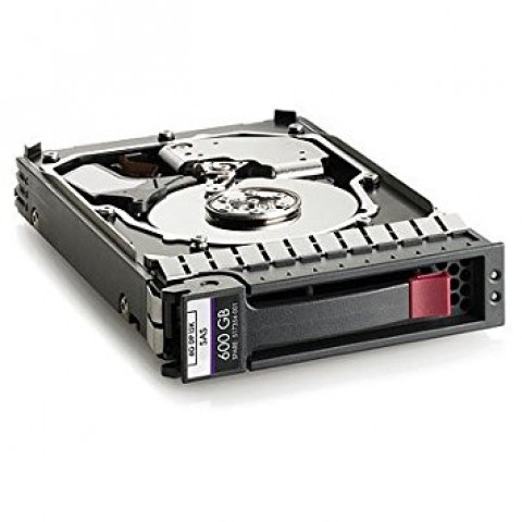 "HP 600GB 6G 15K 3.5"" SAS DP SAS Server Hard Disk"