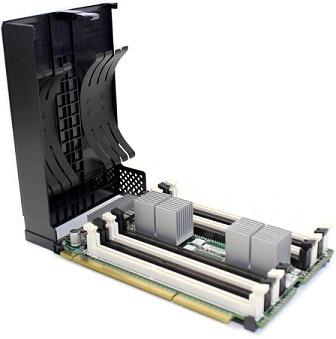 HP ProLiant G7 E7 Memory Riser Board