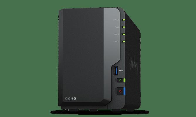 Synology DS218+ DiskStation 2 Bay Barebone