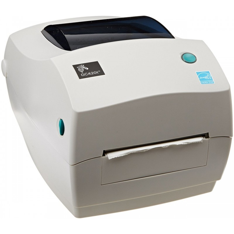 Zebra GC420 Thermal Label printer