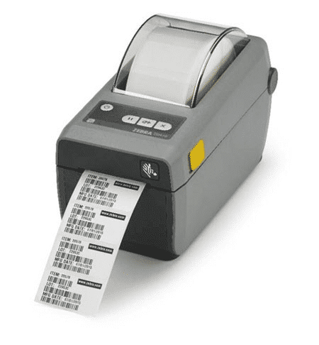 Zebra ZD410 Direct Thermal Printer
