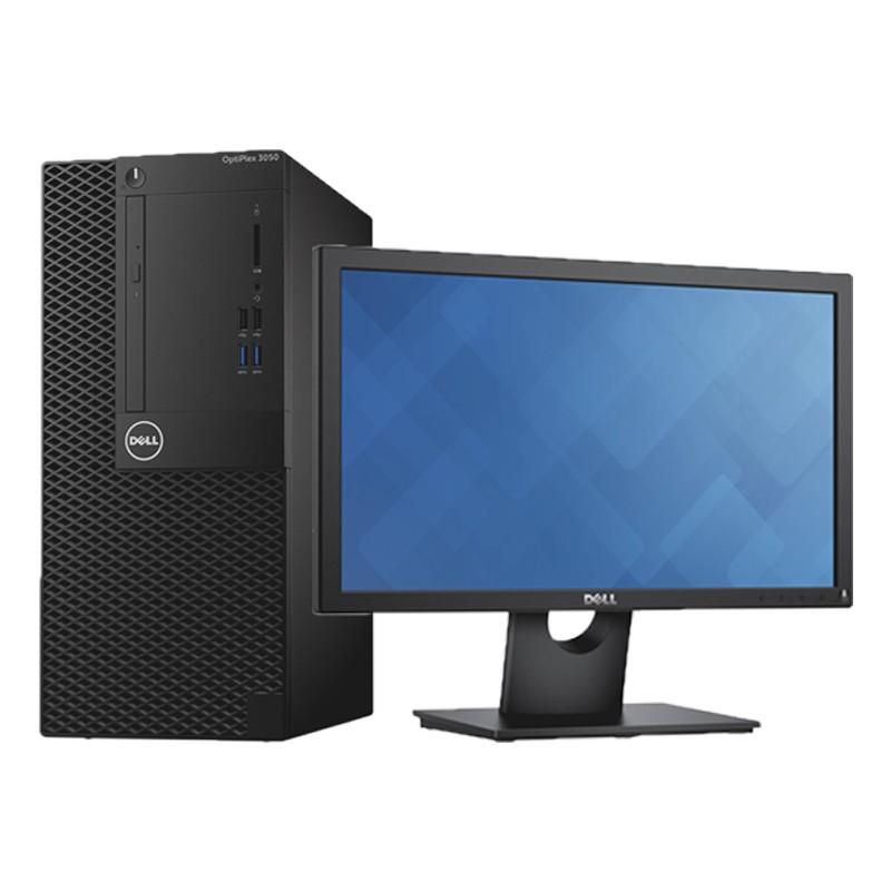 Dell Optiplex 3060 Core i3 4GB 1TB 18.5 inch Desktop