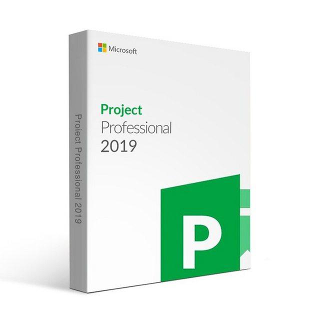 Microsoft Project Pro 2019 Win All Lng PKL Online DwnLd C2R NR