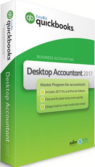 Additional QuickBook Accountant 2017 Installation Key Code