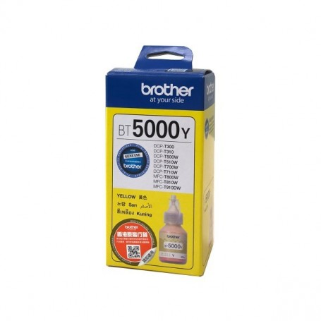 Brother BT-5000Y Yellow Ink Cartridge