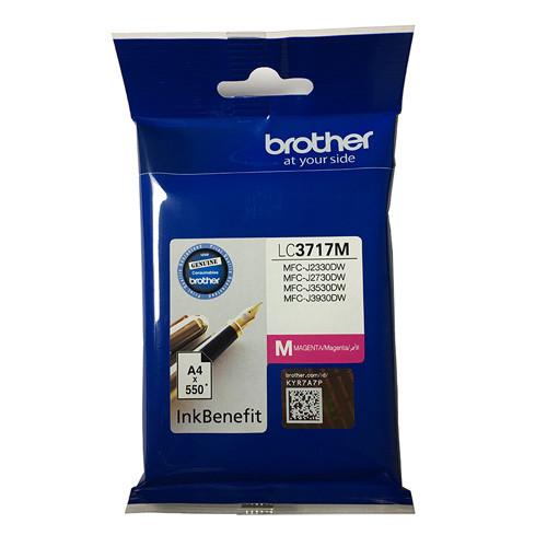 Brother LC3717M Magenta Ink Cartridge