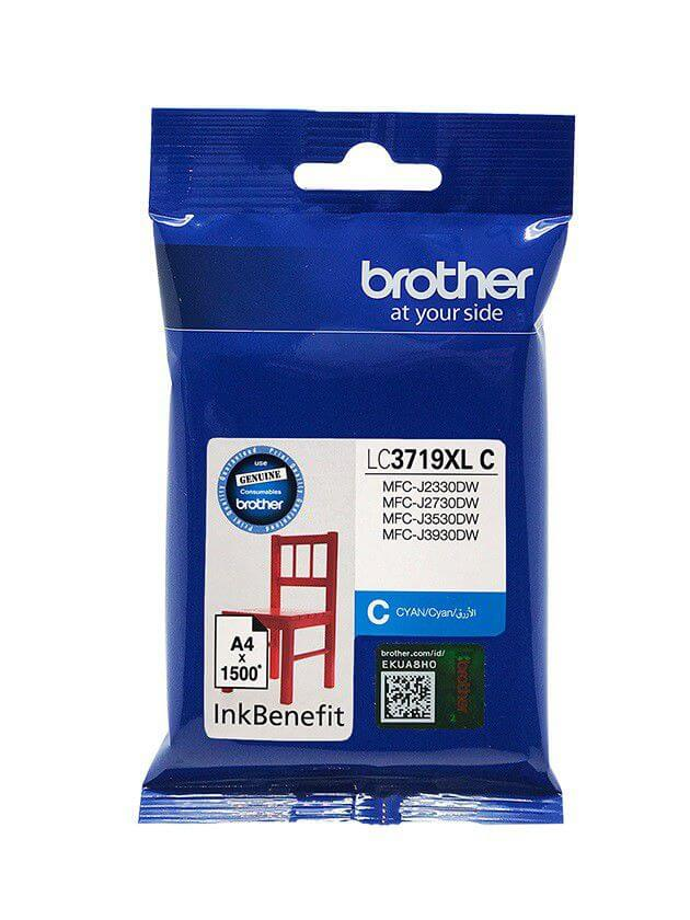 Brother LC3719XL C Cyan Ink Cartridge