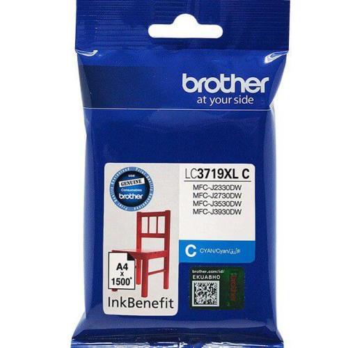 Brother LC-3719XL C Cyan Ink Cartridge