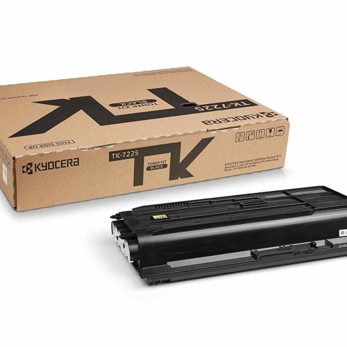 Kyocera TK-7225 Black Toner Cartridge